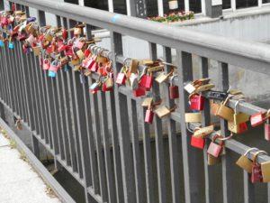 Hamburg - Brücke zur ewige Liebi