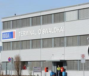 Hauptgebäude Oswaldkai