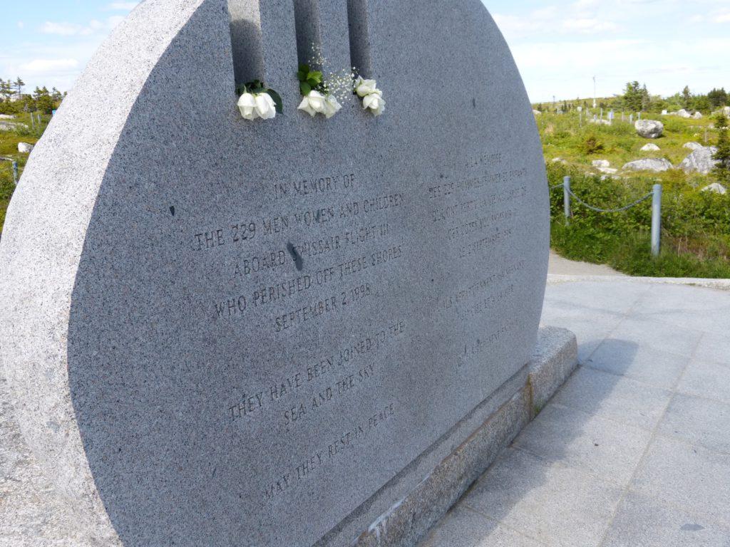6.17. Bild des Tages_Peggys Cove_Memorial