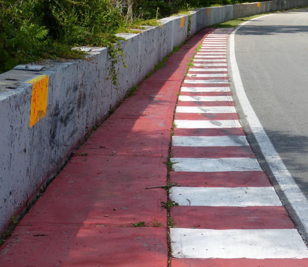 Formel 1 Rennstrecke Circuit Gilles Villeneuve, Montréal