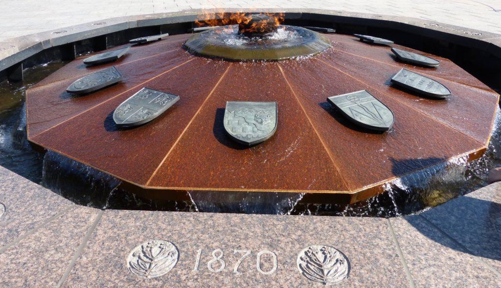Ottawa_Brunnen der kanadischen Provinzen.1