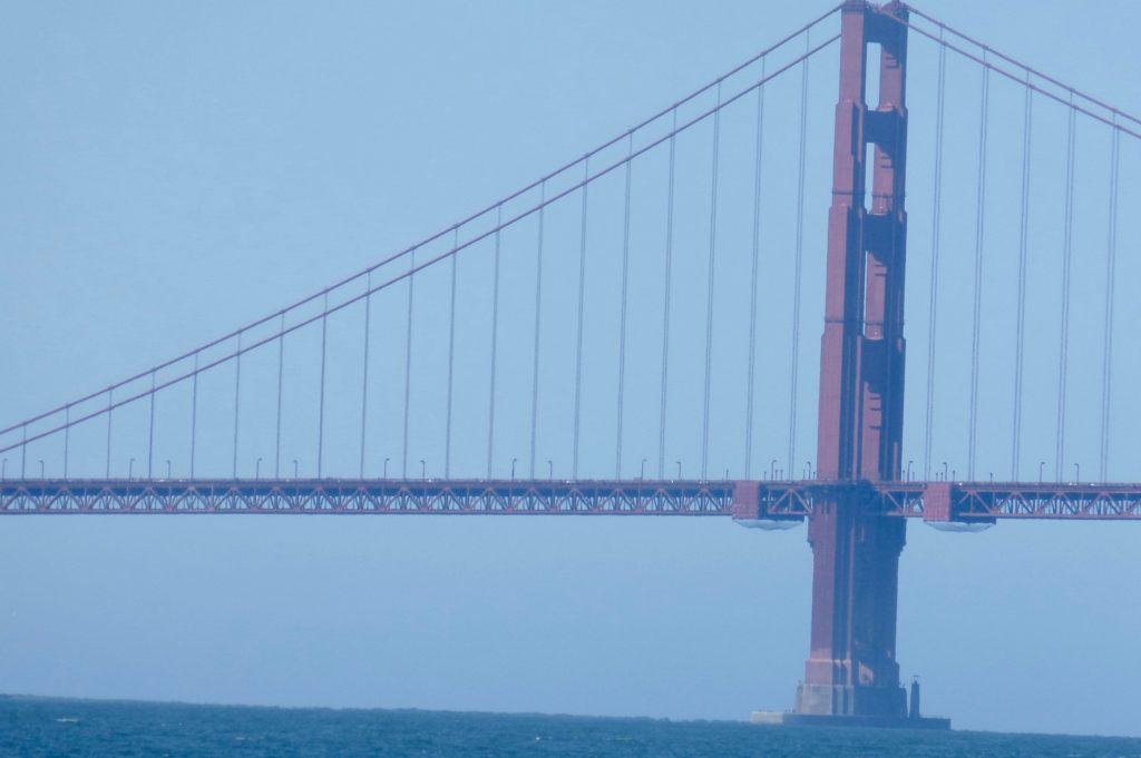 San Francisco_Golden Gate Bridge